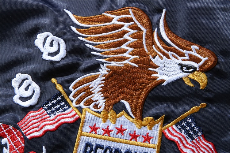 Eagle Dragon MA1 Bomber Jacket 10