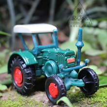 siku 1:64 Alloy car model Engineering car series Old tractor tractor Sliding car Children like the gift Decoration