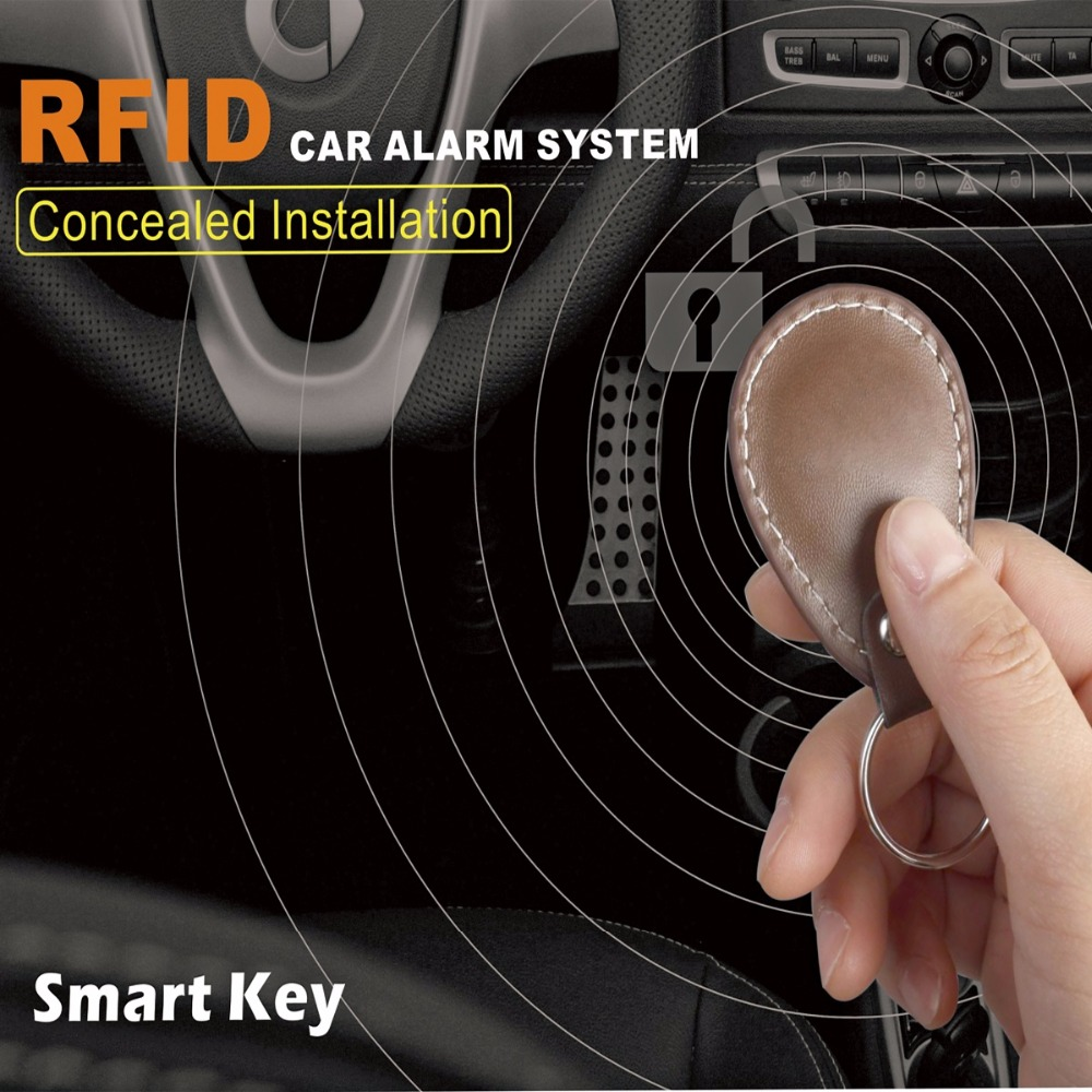 BANVIE Car Immobilizer Security System with Anti-hijacking Vehicle Anti-Theft Electronic Engine Lock