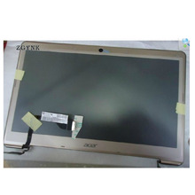 Grade A 13.3 inch Laptop lcd assembly For Acer Aspire S3 S3-391 S3-951 MS2346 LCD Screen B133XTF01.1 B133XW03 V3(Champagne gold)(China)