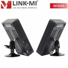 LINK-MI WHD05 10m-50m Audio Video 5GHz Wireless HDMI Transmitter and Receiver For Blu-ray Player/DVD Player/PC/Laptop/HDTV