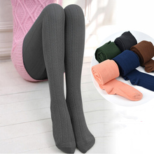 Buy Cotton Solid Color match warm-keeping Lady tight 6 color Soft feel High elasticity women pantyhose