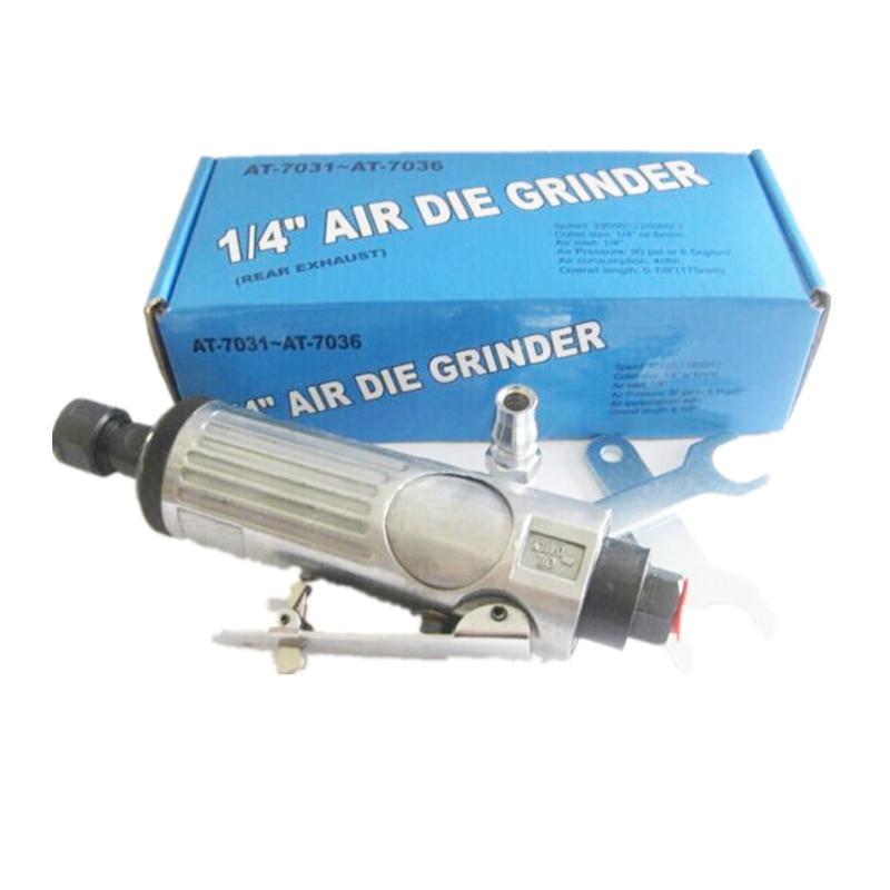 Micro Pneumatic Air Die Grinders Polishing Buffing Air Die Grinder Sets 7033W (Connectors: EU  Italy Germany America Japan Type)<br>