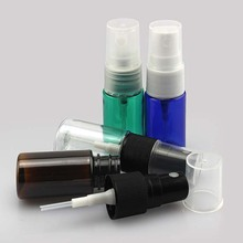 180 X 10ml Environmental Non-toxic PET Spray Bottle Fine Mist Toner Sample Bottles Wholesale