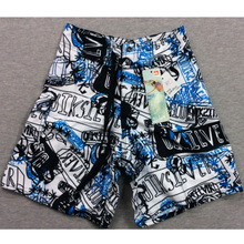 Kids Quick Dry Board Shorts Boys Summer Surfboard Clothing Children Surf Swimsuit Sport Beach Shorts Pants 8/10/12/14(China)
