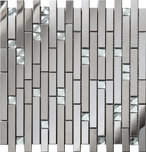 3D Shining Glass diamond Metal backsplash tiles for kitchen bathroom shower home wall DIY decor sticker,FREE SHIPPING,SA047-82<br>