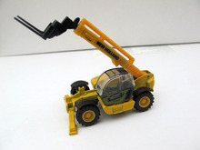NOREV 1:87 Brand new NH LM1745 Excavator Collectabel Die-Cast Scale Model Car Engineering Vehicle