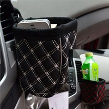 Buy Creative Environmental Auto Parts Automobile Storage Bag Hanging Baffle CD Storage Organizer Car Hanging Debris Storage Basket for $2.57 in AliExpress store