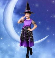 2016 Hot Magician Maid Princess dress ballet tutu kids clothes carnival halloween cosplay costume Chinese minority clothing