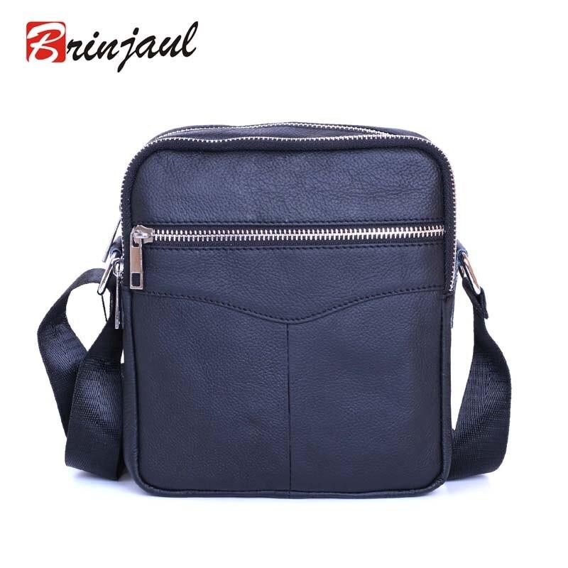 Luxury 100% Genuine Leather Mens Bag Cowhide Skin Men Shoulder Bag Briefcase high quality men messenger bags handbags XP489<br><br>Aliexpress