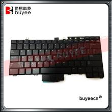 Laptop For DELL E6400 E6410 E6500 M2400 M4500 PP27L M4400 US Keyboard Trackpoint With Keyboard Backlight(China)