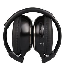 6m IR Infrared Wireless Dual Channel Stereo Headphone