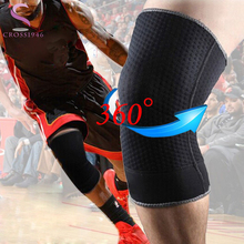 Professional Neoprene Kneepad Pad Protector For Running Badminton Football Knee Brace Patella Pad Ski Sports Rodilleras Knee Pad(China)