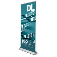 High quality roll up banner, business display banner, roll up banners(China)