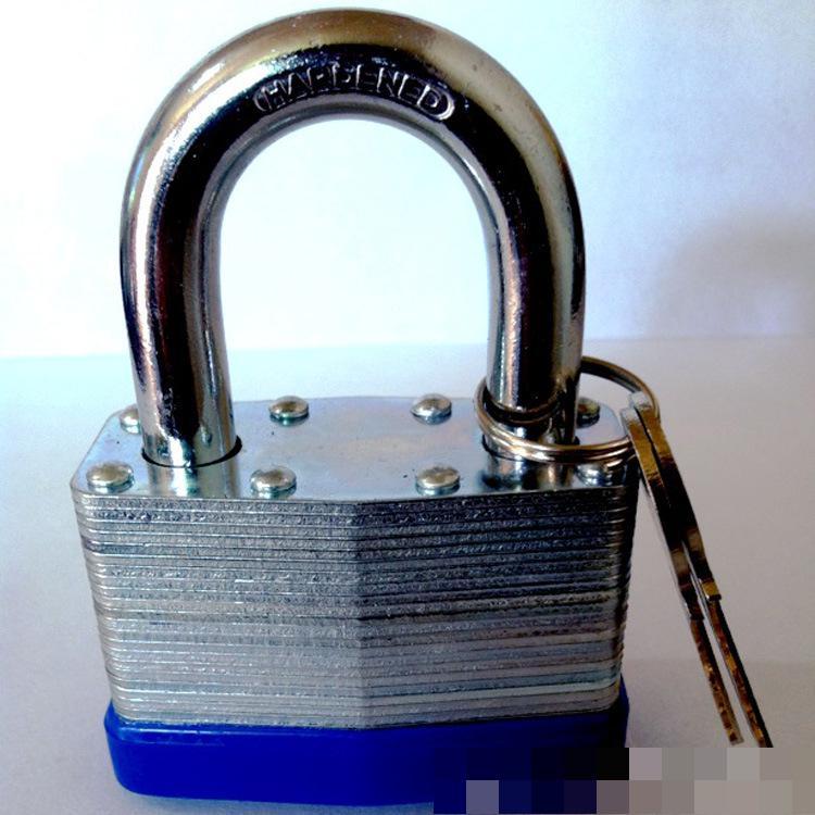 Free Shipping 65mm Short Beam Galvanized  Lock  Padlock<br><br>Aliexpress