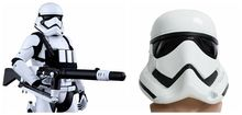 Star Wars Mask Stormtrooper Helmet COSplay Full Head Halloween Headwear Props Replica