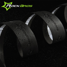 Rockbros Bicycle Handlebar Tape Anti-sweat Anti-slip Road Cycling Bike Handlebar Tape Wrap Bent Bar Bike Accessories 4 Colors(China)