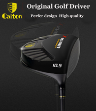 Original 10.5 Degree Golf Clubs Caiton Driver Clubs Graphite Shaft Frosted Design Golf Driver(China)