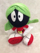 Stuffed Plush Toy Bugs Bunny For Kid's Gifts,Looney Tunes 40cm, Marvin the Martian