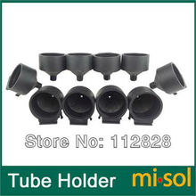 10 units Plastic tube holder for 47 glass tube, for solar water heating system(China)