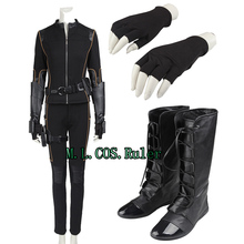 Newest Agents of S.H.I.E.L.D. Skye Quake Cosplay Costume High Quality Custom Made Uniform Any Size For Unisex Full Suit