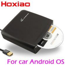 Car DVD CD player connection USB use Install APP for Android 4.4 / 5.1 / 6.0 / 7.1 support all android system(China)