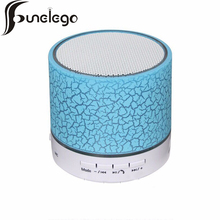 Funelego Mini Bluetooth Speaker With Microphone Audio Box Smartphone Portable Outdoor Heavy Bass Wireless Loudspeaker Subwoofer(China)
