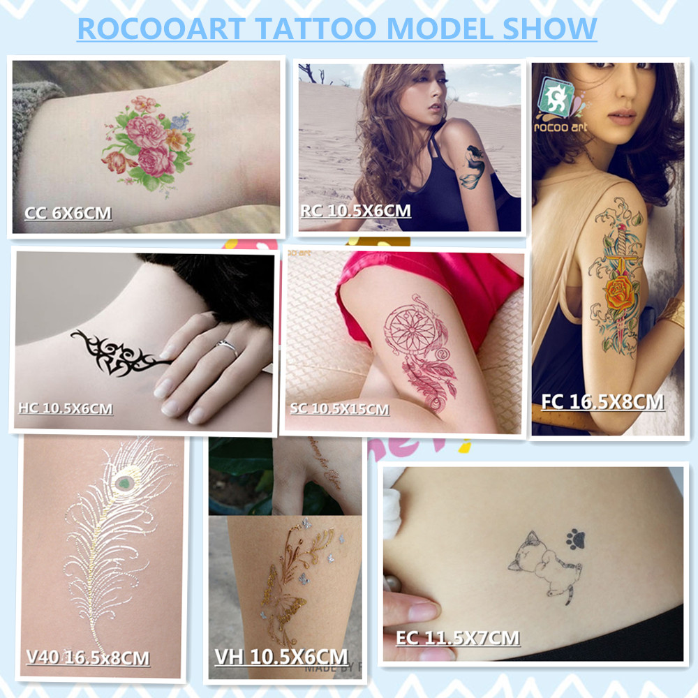 Tattoo MODEL SHOW1