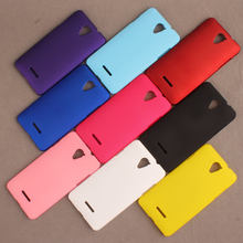 "Coolpad Modena Cover,New Rubber Hard Back Cover Case For Coolpad Modena E501 Y75 Y76 Y80D 5.5"" Case,High Quality,Free Ship"
