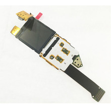 Original New For Nokia 8800 LCD Screen Display + Flex cable + Camera With Flex Replacement part