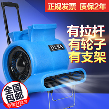 Floor blower, Hotel Industria, carpet dryer, floor dryer, earth blower, high power(China)