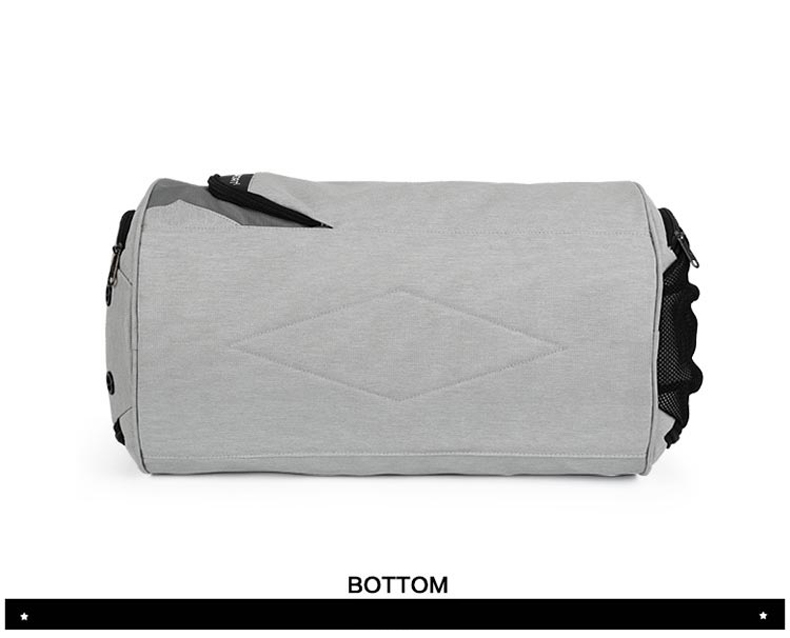 Waterproof Sport Bags Men Large Gym Bag Women Yoga Fitness Bag Outdoor Travel Luggage Hand Bag with Shoe Compartment 2019 (17)