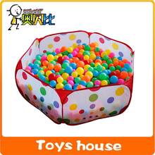 Free shipping 0.9-1.5M Ball Pool tent toys Portable Outdoor Indoor games kids tent ball pit tent