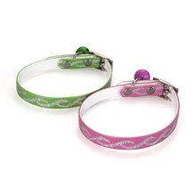 Boutique 2 Adjustable Cat Kitty Kitten Reflective Collar w/ Bell