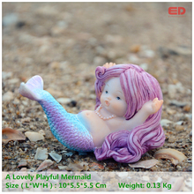 Everyday Collection Modern Office Desk Home Decoration Accessories Gift Valentine Wholesale  Mermaid Ornament