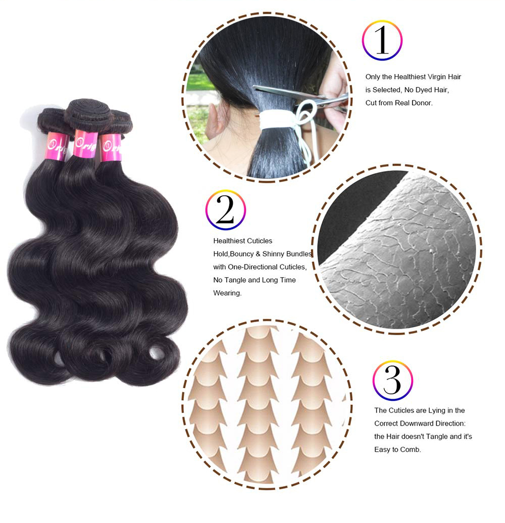 Extension natural extensions human extensions weave Cheap extension natural High Quality extensions human China extensions weave Suppliers Originea 3bundles Peruvian Body Wave Weave Human Hair Bundles Can Mix Length Natural Color Remy Hair Extension