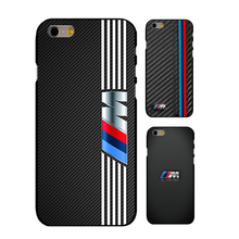 For Slim bmw jacket phone hard plastic case cover For iphone 4 4s 5 5s se 5c 6 6s plus 7 7plus