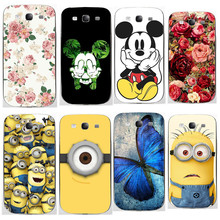 Silicone Case Cover For Samsung Galaxy S2 Case For Galaxy S2 i9100 i9105 Cover For Samsung Galaxy S3 I9300 Neo i9301 Duos i9300i