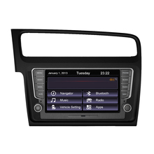 Roadrover multi-function Car DVD Player GPS Navigation Bluetooth/Audio/Radio/Ipod for VW GOLF7(China)
