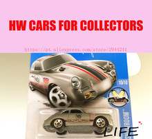 2016 Toy cars Hot Wheels 1:64 356A OUTLAW Car Models Metal Diecast Cars Collection Kids Toys Vehicle For Children Juguetes(China)