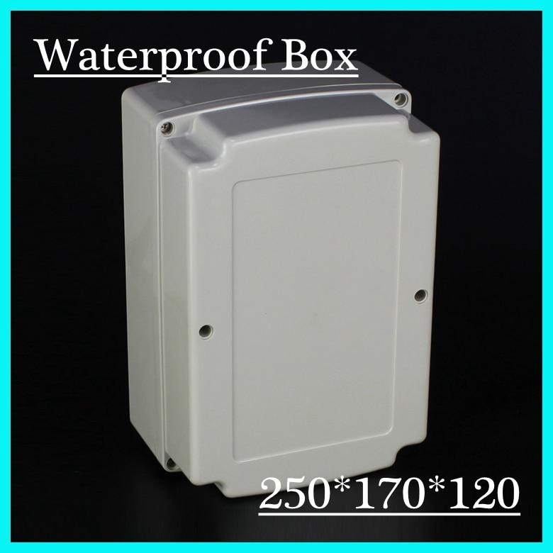 250*170*120mm Junction box Plastic Waterproof Enclosure junction box<br>
