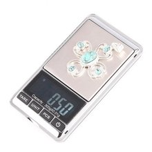 Promotion! 300g x 0.01g Mini Digital Protable Jewelry Pocket Gram Scale(China)
