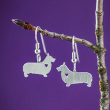 Top Quality Corgi Earrings Dog Charms Dangle Charm Dog Earrings Memorial Mothers Day Gift Dog Lover For women gifr wholesale
