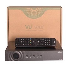 Vu Solo Vu+Solo Digital Set Top Box PVR Linux Smart Single Tuner Digital DVB-S2 HD Satellite TV Receiver