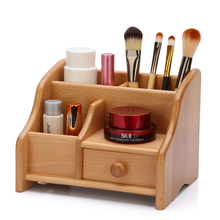 Makeup Drawer Organizer Desktop Storage Box Remote Control Storage Box Toys Jewelry Organizer Wooden Box With Drawer