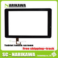 Free shipping+Tracking NO 9 Capacitive 100-089F-1120 A Touch Screen Panel Digitizer Glass For Ramos i9 Tablet PC(China)