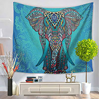 India-Elephant-Tapestry-Printed-150x130cm-Beach-Towels-Tablecloth-Wall-Carpet-Blankets-Bohemian-Decor-Tenture-Mural-Tapiz