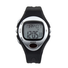SportDigital LCD Pulse Heart Rate Monitor Calories Counter Fitness Watch,Casual, Fashion ,Classics, LED Watch