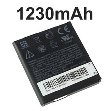 Free Shipping 1230mAh BD26100 Battery for HTC Desire HD 2X G10 Inspire 4G Ace BD26100 A9191 T878 Battery