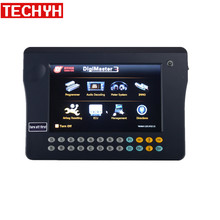 Yanhua Mileage Odometer correction Digimaster 3 Digimaster III Original Mileage Programmer with 980 Tokens Full Set